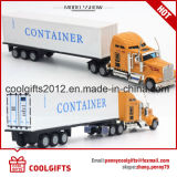 1: 64 Wholesale Zinc Alloy Metal Container Diecast Truck Toy for Sale