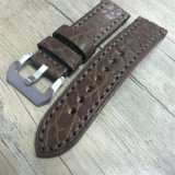 Men′s Wide Replacement Leather Watch Band