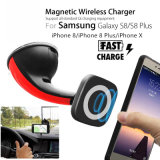 New Arrival Universal Magnetic Location Windshield Wireless Charging Wireless Car Charger