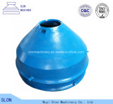 Manganese Steel Minyu Msp100 Cone Crusher Parts Concave and Mantle