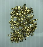 Gold Plated Shrapnel, Antenna Contact Plate Stamping