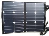 40W Sunpower Foldable Flexible Soft Elastic Portable Solar Mobile Phone Power Panel Charger in High Quality