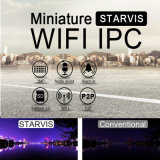 H. 265+ Super Miniaure Starvis WiFi Audio Camera