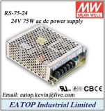 Meanwell Mean Well RS-75-24 24V 75W AC DC Power Supply