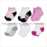 Girl&Boy Cotton Anti-Slip Breathable Baby Sock