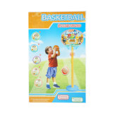 Sport Kid Toys of Adjustable Basketball Stands and Hoop with Ball
