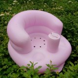 PVC Inflatable Baby Children Toddler Child Kids Feeding Couch Chair