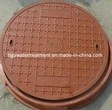 Composite Fiberglass FRP SMC BMC Manhole Covers with Frame