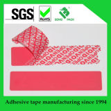 All Sizes and Color Tamper Evident Open Void Security Tape