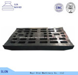 High Manganese Sandvik Jm1312 Jaw Crusher Spare Parts Jaw Plate