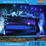 P6 HD Full Color Indoor Rental LED Display Screen for Stage