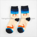 New School Feel Free Collection Ladies Cotton Socks