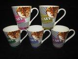 Shinning Color Coffee Beans Coffee Mug