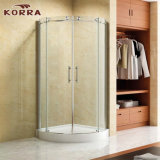 Arc Shower Enclosure Room with 2 Sliding Doors