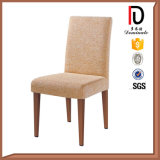 Canada Luxury Upholstery Imitation Wood Grain Used Dining Chairs
