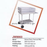 Deluxe Party Charcoal BBQ Grill