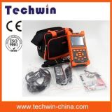 Techwin Handheld OTDR Measurement Tw2100e with High Accurate Positioning of Event Points