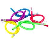 OEM Eco Friendly Colorful Flexible Soft PVC Pencil