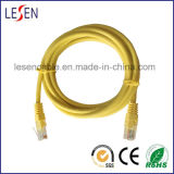 Cat5e Patch Cables, UTP/FTP/SFTP, Copper or CCA or CCS Conductor