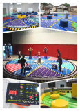 Inflatable Meltdwn Game, Mechanical Spinning Jump Bar