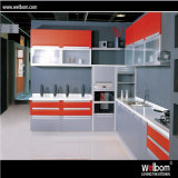 2016 Welbom Modern MFC Kitchen Cabinet Design