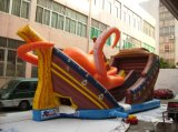 Giant Kraken Inflatable Slide (XRSL-02)