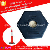 Traffic Warning Sign Reflective Warning Post Delineator Post T-Top Bollard