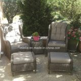 Garden Outdoor Patio Wicker Rattan Sofa Set