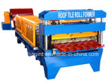 Hot Ce Standard Profile Steel Tile Wall Roof Forming Machine