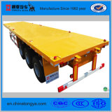 40FT Container Flatbed Semi-Trailer for S Ale