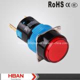IP65 Waterproof 16mm LED Signal Lamp