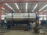 Continuous Waste Rendering Plant