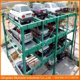 Hydraulic Lift Auto Sliding Smart Puzzle Automated Car Parking System