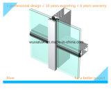 Semi-Hidden Frame Glass Curtain Wall