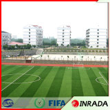 Natural Green Football Artificial Grass for Soccer Fields