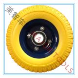 8 Inch PU Foam Wheels, 250-4 Polyurethane Foam Wheels, Cart Wheels, Tool Wheels