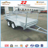 Strong 10X5 Tandem Cage Box Trailer