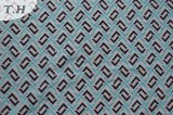 Jacqurd Geometric Fabric for Pillow (fth31948)