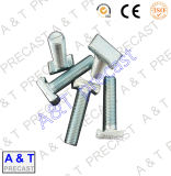 Costomized T Head Hammer Steel Bolt, T Bolt Parts