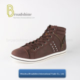 Fashionable Ankle Men Boots and Women Boots with Casual Style