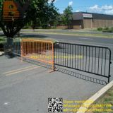 Galvanized / Power Coated Crowd Control Barrier for Australia Market