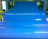0.14-0.8mm Sea Blue Prepainted Galvanized Steel Coil