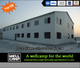 Wellcamp Factory Supply Steel Structure Building for Dormitory