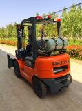 Hecha Forklift 2 Ton Gasoline/LPG Forklift Nissan Engine on Sale