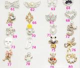 Crystal Glass Nail Jewelry Finger Nail Jewelry Rhinestone