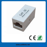 UTP 180 Degree Cat5e Coupler Keystone Jack