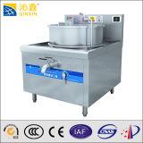 380V Big Industry Induction Soup Cooker for Hotel