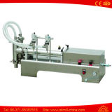 Two Heads Olive Oil Stainless Steel Essential Oil Filling Machine