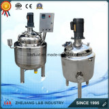 Stainless Steel Small Fermentation Reaction High Pressure Vessel