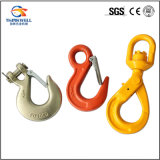 Forged Riging Hardware Self Locking Hook with Latch